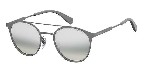 Gray / Silver Gradient lenses