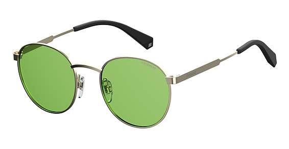 Green / Green Polarized lenses