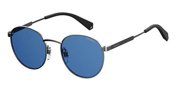 Blue / Gray Polarized lenses