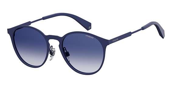 Blue / Blue Grad Polar lenses