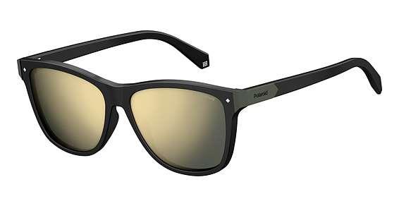 Black / Gray Gold Mir lenses