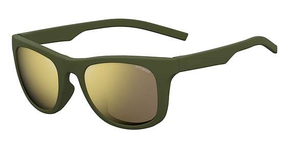 Green / Gray Gold Mir lenses