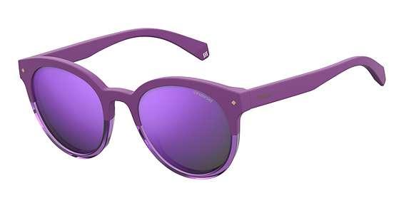 Violet / Purple Polarize lenses