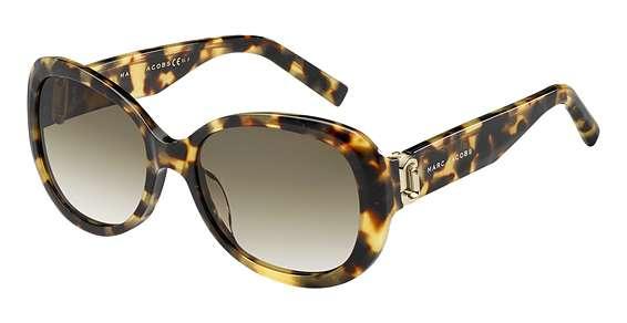 Glitter Havana / Brown Gradient lenses