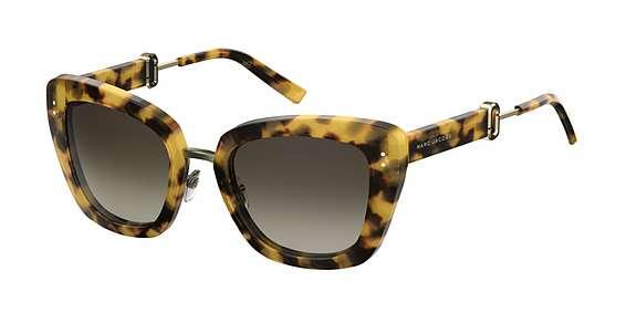 Spotted Havana / Brown Gradient lenses
