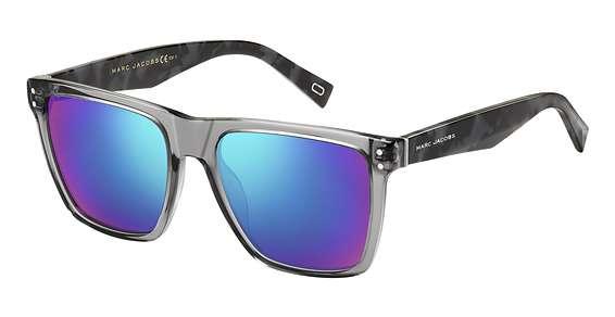 Grey Hvna / Mirror Green lenses