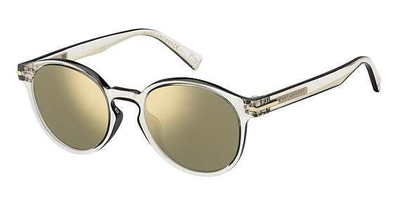 Crys Blck / Gray Bronze Mir lenses