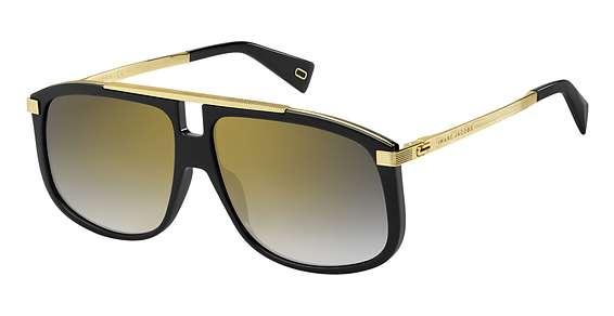 Blk Gold / Gray Sf Gd Sp lenses