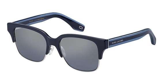 Blue / Ltgray Silversp lenses