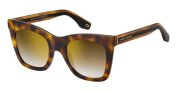 Dkhavana / Brown Ss Gold lenses