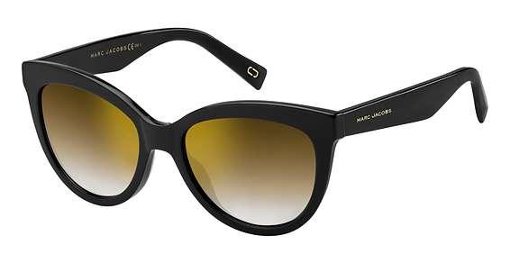 Black / Brown Ss Gold lenses