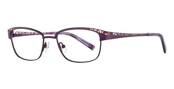 Satin Purple & Pink (80)
