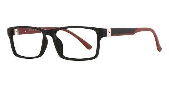 BLACK/RED (C1)