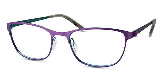 Matte Purple / DEMO LENS (MPUR / CLEAR)