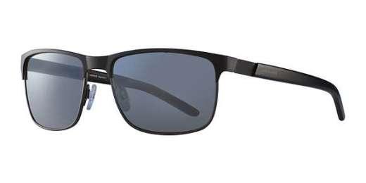 Black-Gunmetal / Nano Mirror Grey Lenses (420)