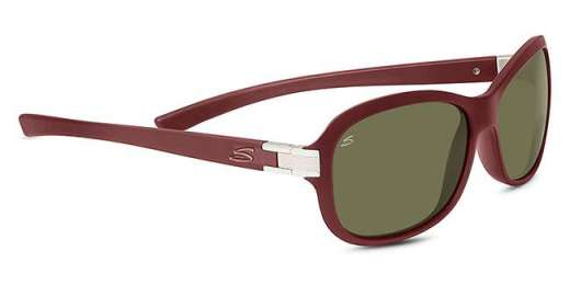 Sanded Wine/ Polarized 555nm (7940)