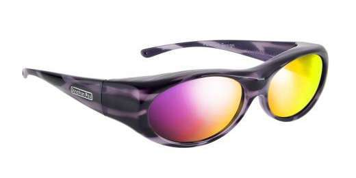 Purple Zebra /Polycarbonate  Purple Mirror (BN002PM)