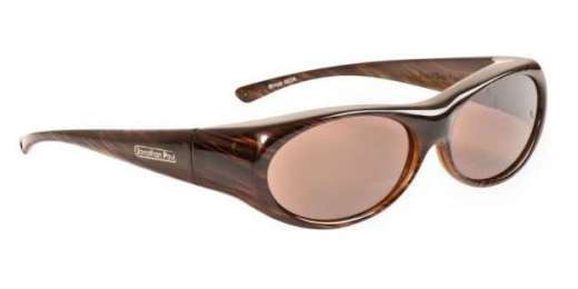 Brown Feather / POLARVUE Amber Polarized (BN003A/AMBER)