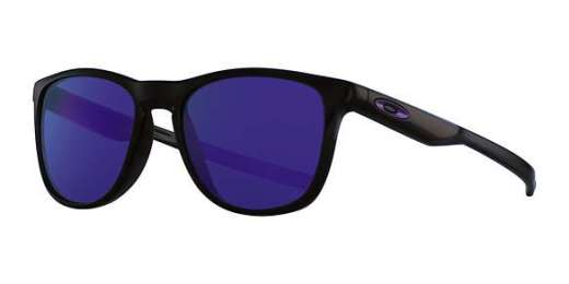 POLISHED BLACK INK / VIOLET IRIDIUM POLARIZED lenses