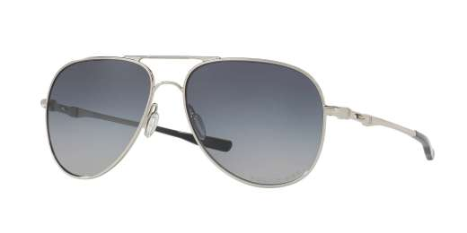 POLISHED CHROME / GREY GRADIENT POLARIZED lenses