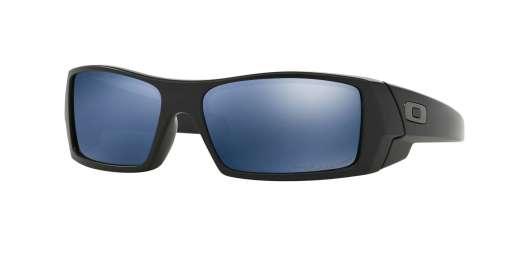 MATTE BLACK / ICE IRIDIUM POLARIZED lenses