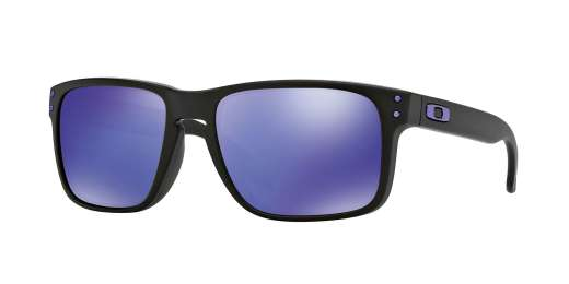 MATTE BLACK (JULIAN WILS / VIOLET IRIDIUM lenses