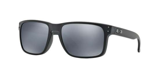 MATTE BLACK / BLACK IRIDIUM POLAR lenses