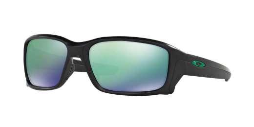MATTE BLACK / JADE IRIDIUM lenses