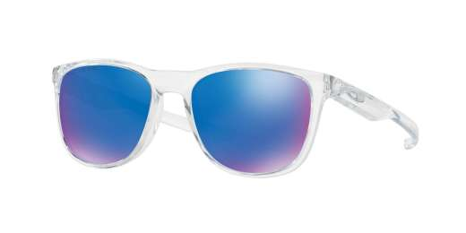 POLISHED CLEAR / SAPPHIRE IRIDIUM POLARIZED lenses