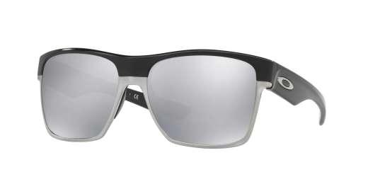 POLISHED BLACK / CHROME IRIDIUM lenses