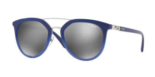 OPAL BLUE GRADIENT BLUE / GREY MIRROR SILVER lenses