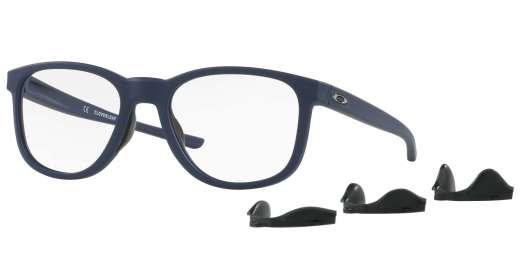 SATIN UNIVERSE BLUE / CLEAR lenses