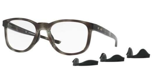 POLISHED GREY TORTOISE / CLEAR lenses