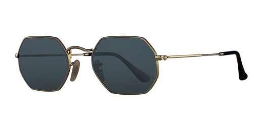 GOLD / GREY FLASH lenses