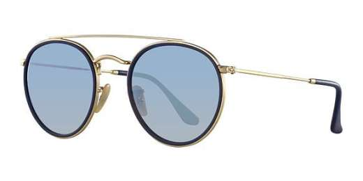 GOLD / GRADIENT BROWN MIRROR SILVER lenses