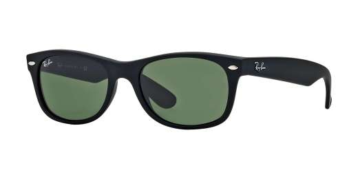 BLACK RUBBER / CRYSTAL GREEN lenses