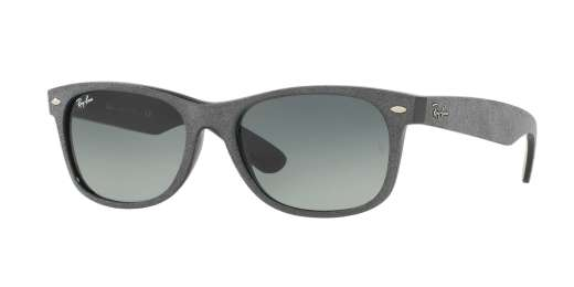 BLACK/TOP GREY ALCANTARA / GREY GRADIENT lenses
