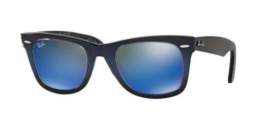 TOP BLUE GRAD ON LIGHT B / MIRROR BLUE lenses