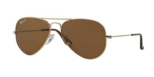 GOLD / CRYSTAL BROWN POLARIZED lenses