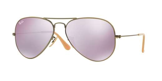 Ray-Ban RB3025 - Large Aviator Metal