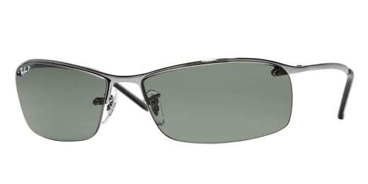 GUNMETAL / POLAR GREEN lenses