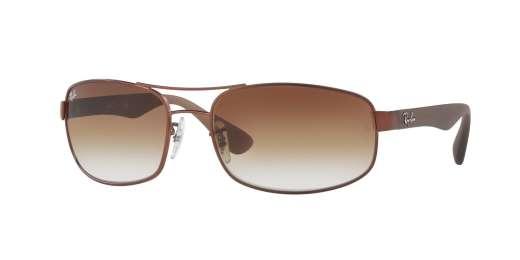 MATTE BROWN / BROWN GRADIENT lenses