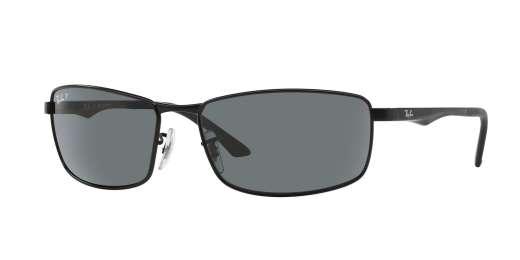 MATTE BLACK / POLAR GRAY lenses