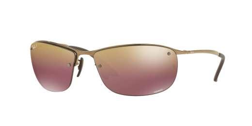 SHINY BROWN / BROWN MIRROR GOLD POLAR lenses