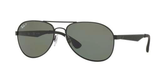 MATTE BLACK / POLAR GREEN lenses