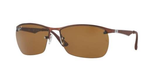 MATTE DARK BROWN / POLAR BROWN lenses
