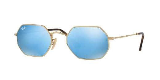 GOLD / LIGHT BLUE FLASH lenses