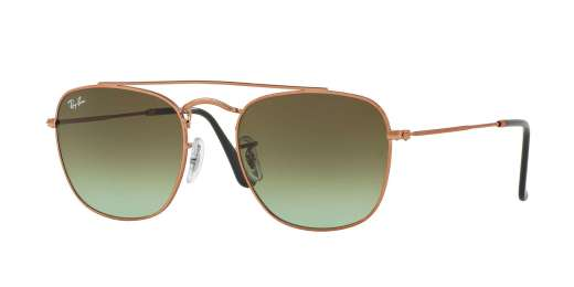 MEDIUM BRONZE / GREEN GRADIENT BROWN lenses