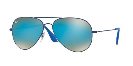 ELETTRIC BLUE / MIRROR GRADIENT BLUE lenses