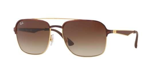 GOLD TOP HAVANA / GRADIENT BROWN lenses